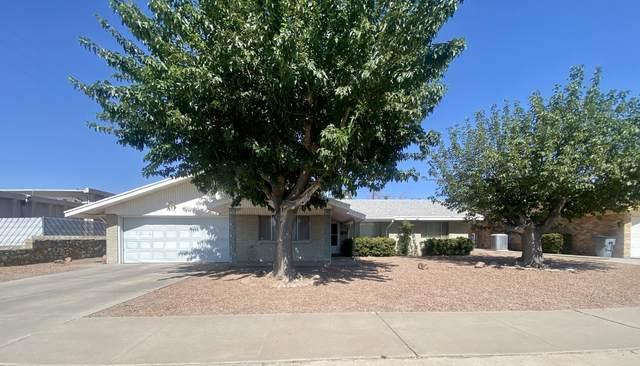 3330 Wedgewood Drive, El Paso, TX 79925 (MLS #847662) :: Jackie Stevens Real Estate Group