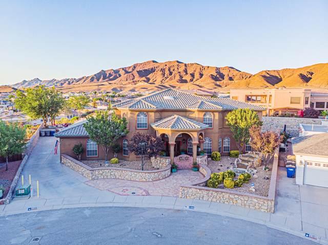 6408 Calle Placido Drive, El Paso, TX 79912 (MLS #847665) :: Jackie Stevens Real Estate Group