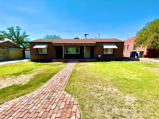 601 Wellesley Rd Road, El Paso, TX 79902 (MLS #847667) :: Jackie Stevens Real Estate Group