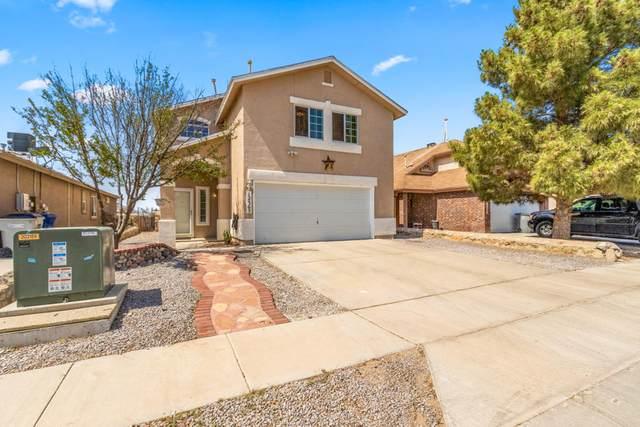 12365 Tierra Alamo Drive, El Paso, TX 79938 (MLS #847668) :: Jackie Stevens Real Estate Group