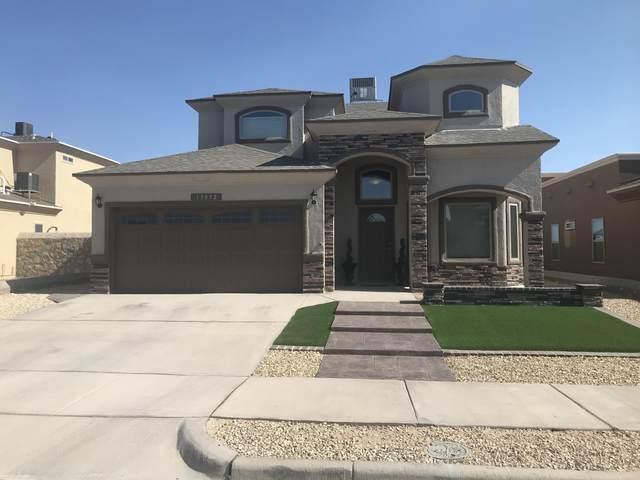 13832 Lago Vista Ave, Horizon City, TX 79928 (MLS #847671) :: Jackie Stevens Real Estate Group