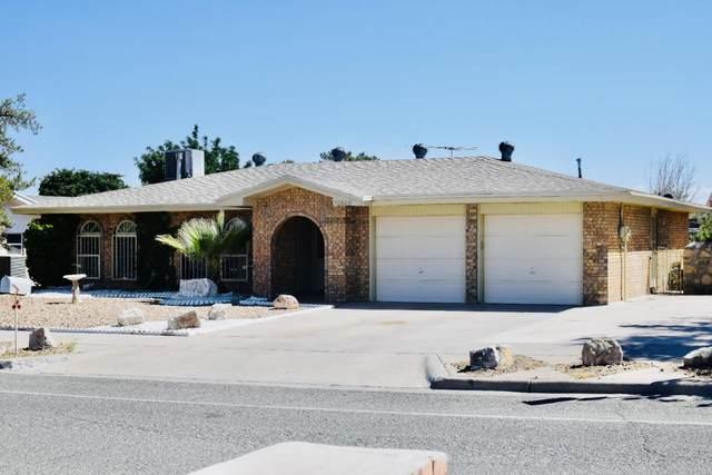 10608 Havenrock Drive, El Paso, TX 79935 (MLS #847676) :: Summus Realty