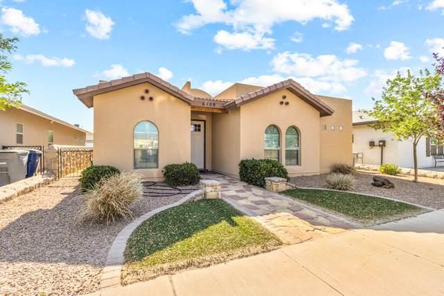6409 Toivoa Place, El Paso, TX 79932 (MLS #847678) :: Preferred Closing Specialists