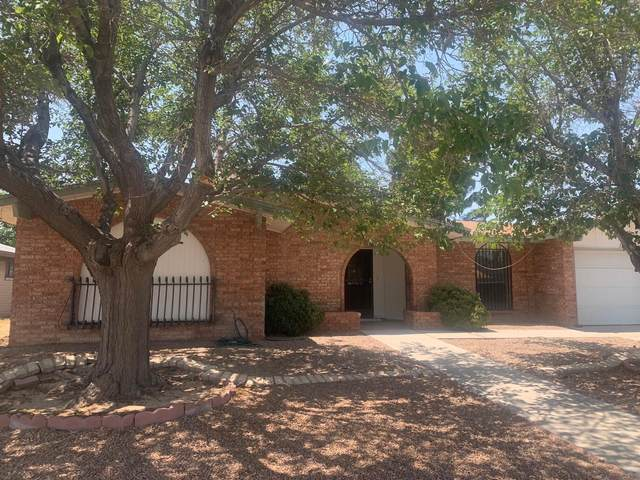 1857 Pete Brown Place, El Paso, TX 79936 (MLS #847680) :: Preferred Closing Specialists