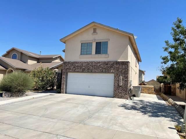 14277 Lasso Rock Drive, El Paso, TX 79938 (MLS #847681) :: Summus Realty
