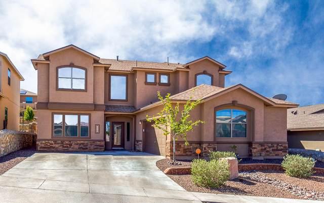 7224 Camino Del Sol Drive, El Paso, TX 79911 (MLS #847682) :: Jackie Stevens Real Estate Group