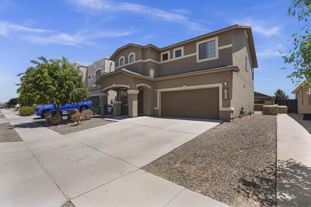 14664 Oldenberg Court, El Paso, TX 79938 (MLS #847684) :: Jackie Stevens Real Estate Group