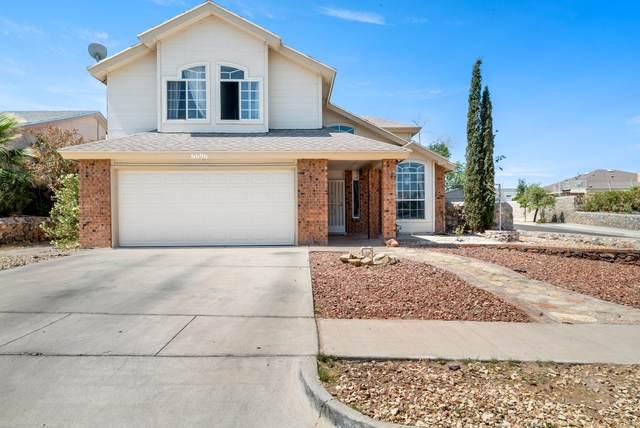 6696 Dakota Ridge Drive, El Paso, TX 79912 (MLS #847687) :: Jackie Stevens Real Estate Group