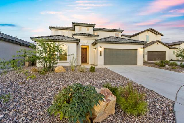 2308 Kolt Court, El Paso, TX 79911 (MLS #847688) :: Jackie Stevens Real Estate Group