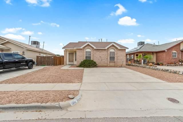 3525 Riverstone Drive, El Paso, TX 79936 (MLS #847689) :: Jackie Stevens Real Estate Group