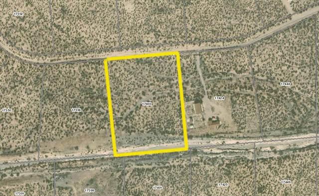 17400 Wagon Wheel Drive, El Paso, TX 79938 (MLS #847690) :: Jackie Stevens Real Estate Group