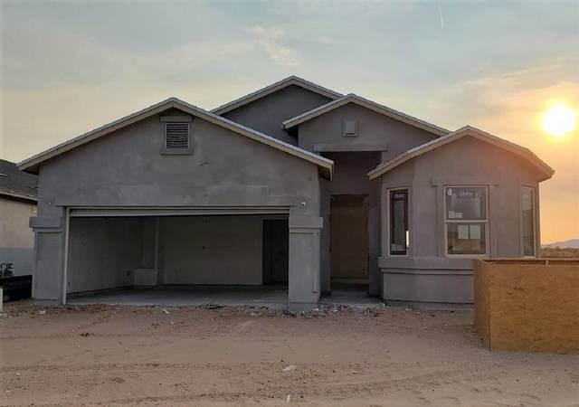 3953 Desert Bluff Drive, El Paso, TX 79938 (MLS #847692) :: Preferred Closing Specialists