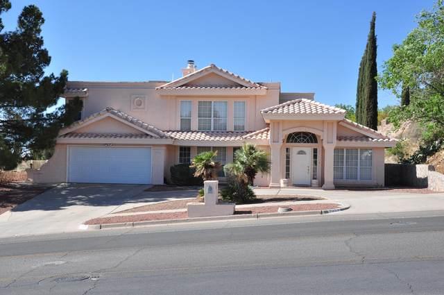 1353 Belvidere Street, El Paso, TX 79912 (MLS #847699) :: Summus Realty