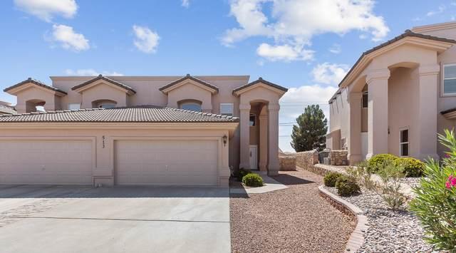 513 Belvidere Street B, El Paso, TX 79912 (MLS #847700) :: Summus Realty