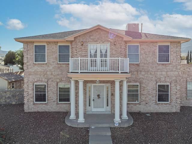 9033 Leo Street, El Paso, TX 79904 (MLS #847703) :: Summus Realty
