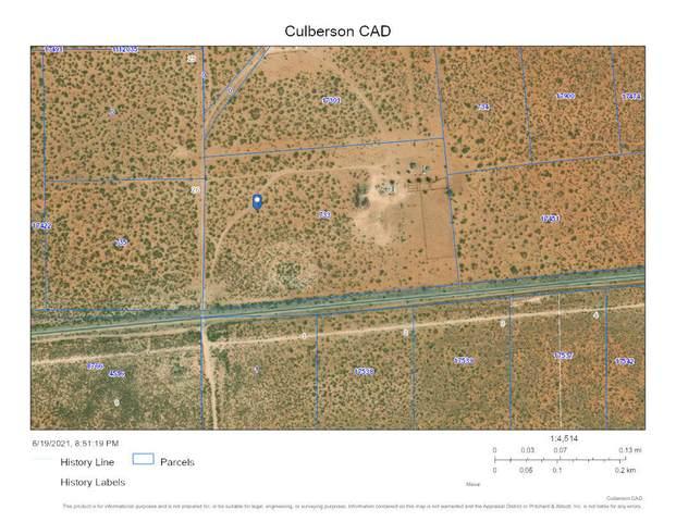002 Culberson County, Van Horn, TX 79855 (MLS #847704) :: The Matt Rice Group