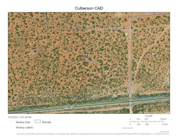 004 Culberson County, Van Horn, TX 79855 (MLS #847706) :: The Purple House Real Estate Group