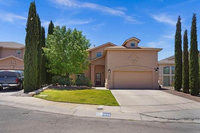 1648 Playa Del Sol Street, El Paso, TX 79911 (MLS #847709) :: Summus Realty