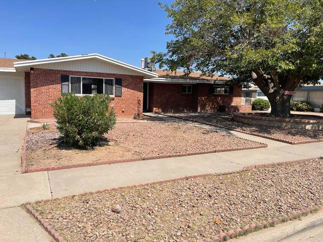 3432 Nairn Street, El Paso, TX 79925 (MLS #847710) :: Preferred Closing Specialists