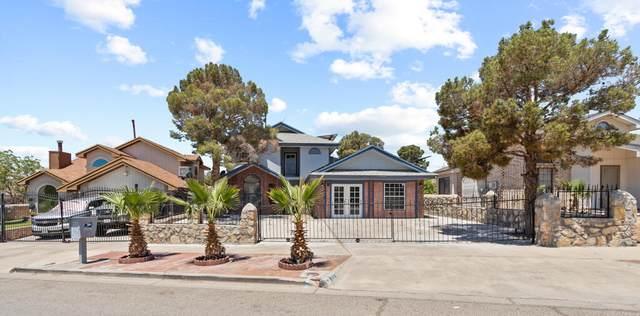 1779 Leroy Bonse Drive, El Paso, TX 79936 (MLS #847712) :: Preferred Closing Specialists