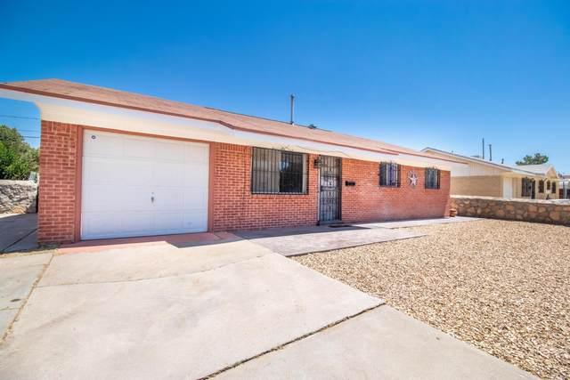 5901 Pompano Avenue, El Paso, TX 79924 (MLS #847713) :: Preferred Closing Specialists