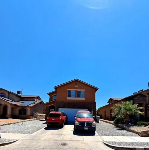 14152 Lasso Rock Drive, El Paso, TX 79938 (MLS #847715) :: Summus Realty