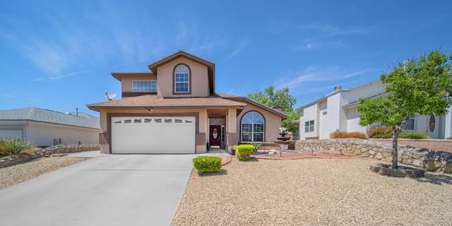 7029 Crown Ridge Drive, El Paso, TX 79912 (MLS #847720) :: Summus Realty