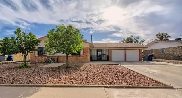 3305 Shedfield Place, El Paso, TX 79925 (MLS #847730) :: Preferred Closing Specialists
