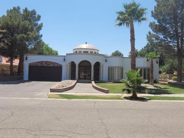 4601 Willow W Drive, El Paso, TX 79922 (MLS #847732) :: Preferred Closing Specialists