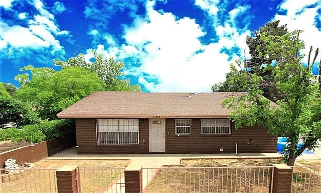 11581 La Poblana Drive, El Paso, TX 79927 (MLS #847733) :: Preferred Closing Specialists