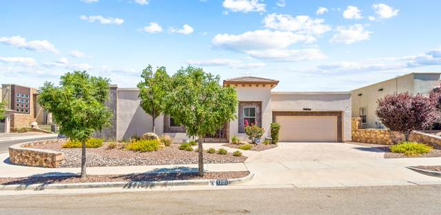 1701 Old Paint Drive, El Paso, TX 79911 (MLS #847739) :: Preferred Closing Specialists