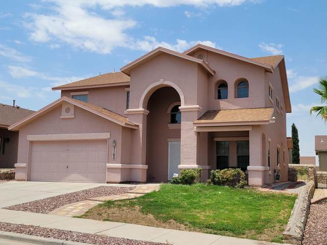 7160 Century Plant Drive, El Paso, TX 79912 (MLS #847740) :: Red Yucca Group