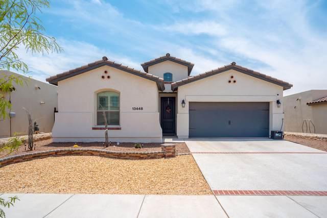 13448 Emerald Ranch Lane, Horizon City, TX 79928 (MLS #847741) :: Preferred Closing Specialists
