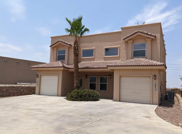 521 Green Village Court B, El Paso, TX 79912 (MLS #847742) :: Red Yucca Group