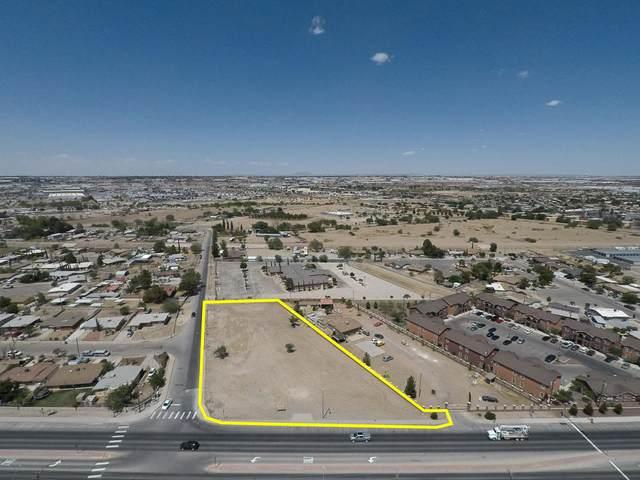 8675 North Loop Drive, El Paso, TX 79907 (MLS #847747) :: Jackie Stevens Real Estate Group