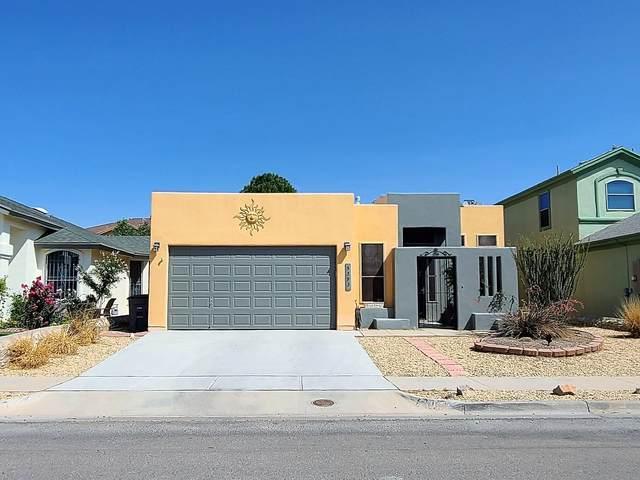 5393 Guillermo Frias Lane, El Paso, TX 79934 (MLS #847748) :: Preferred Closing Specialists