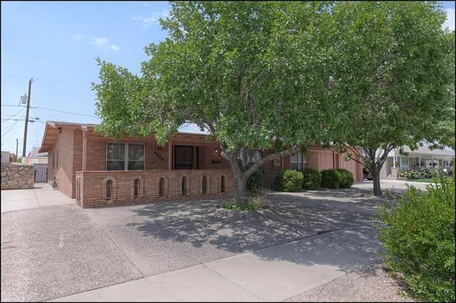 8608 Cielo Vista Drive, El Paso, TX 79925 (MLS #847750) :: Preferred Closing Specialists