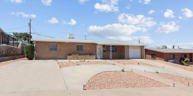 3505 Volcanic Avenue, El Paso, TX 79904 (MLS #847757) :: Preferred Closing Specialists