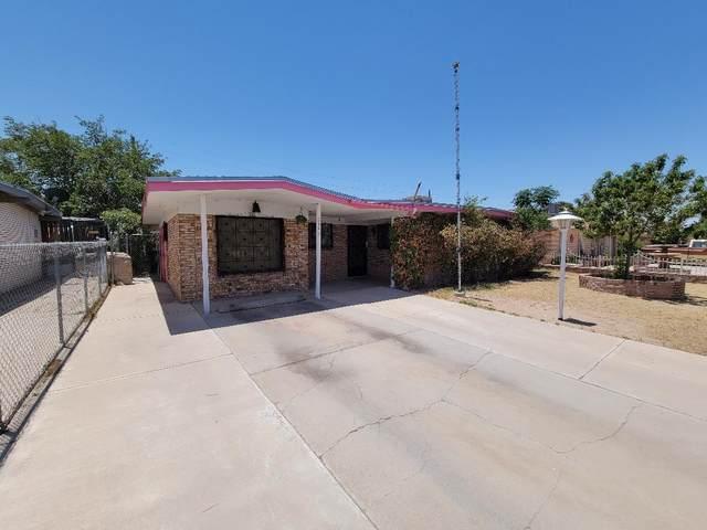 9148 Plymouth Drive, El Paso, TX 79907 (MLS #847760) :: Preferred Closing Specialists