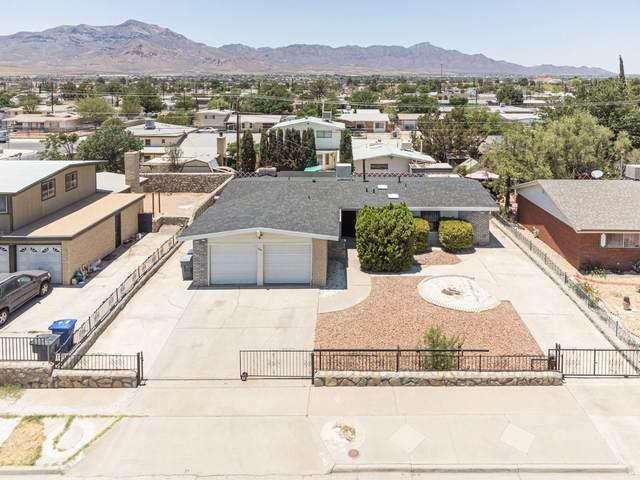 9849 Titan Street, El Paso, TX 79924 (MLS #847761) :: Preferred Closing Specialists