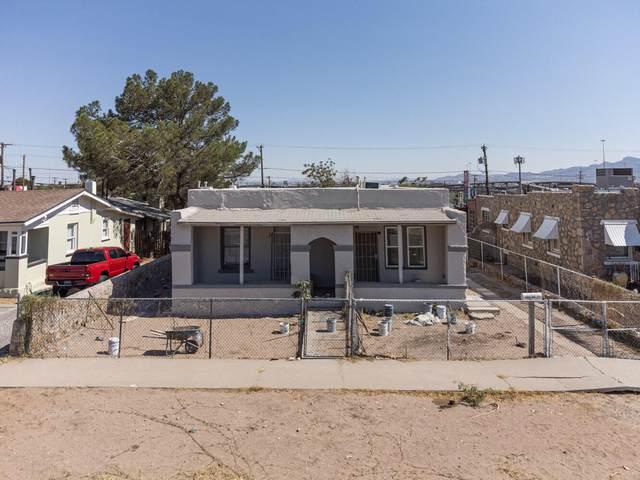 4418 La Luz Avenue, El Paso, TX 79903 (MLS #847782) :: Red Yucca Group