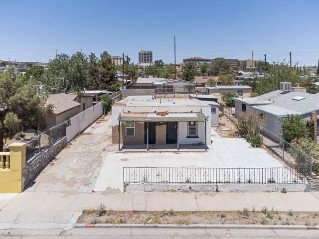 6015 Yandell Drive, El Paso, TX 79905 (MLS #847788) :: Preferred Closing Specialists