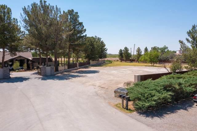 825 Don Quixote, Santa Teresa, NM 88008 (MLS #847803) :: Jackie Stevens Real Estate Group