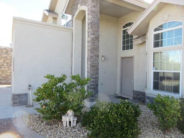 436 Millstone Court, El Paso, TX 79932 (MLS #847805) :: Preferred Closing Specialists