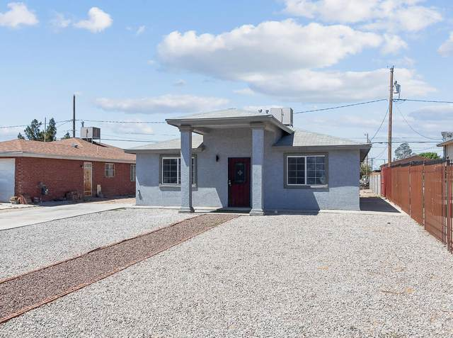 9280 Roseway Drive, El Paso, TX 79907 (MLS #847811) :: Preferred Closing Specialists