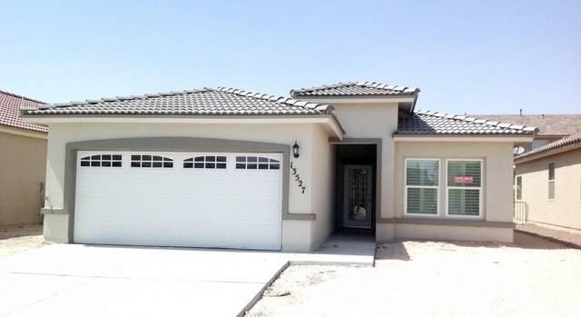 14917 Tierra Fortaleza Avenue, El Paso, TX 79938 (MLS #847824) :: Mario Ayala Real Estate Group
