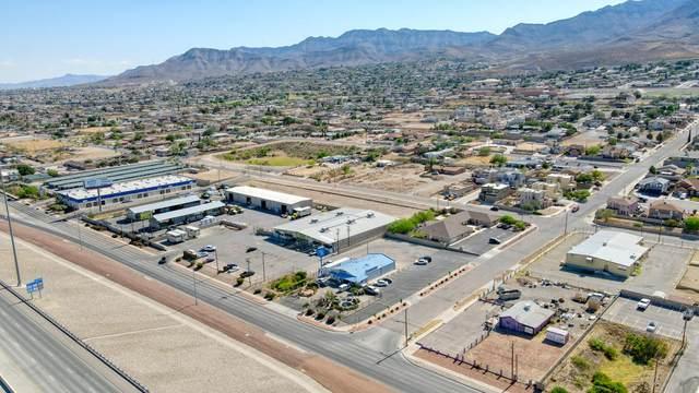 9009 Gateway S Boulevard, El Paso, TX 79904 (MLS #847825) :: Red Yucca Group
