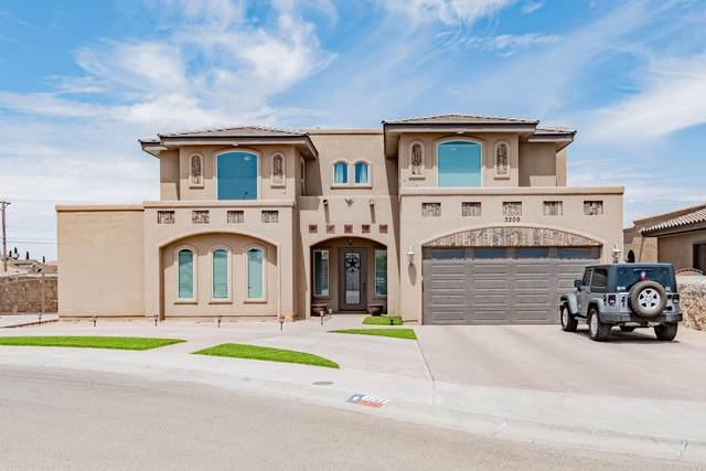 3209 Lanka Street, El Paso, TX 79936 (MLS #847829) :: The Purple House Real Estate Group