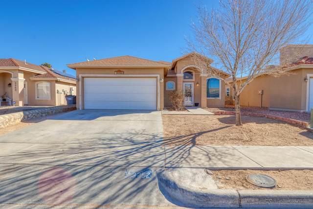 3262 Maple Point Drive, El Paso, TX 79938 (MLS #847833) :: Preferred Closing Specialists