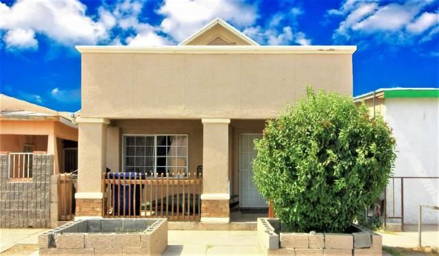 3029 Cypress Avenue, El Paso, TX 79905 (MLS #847837) :: The Purple House Real Estate Group